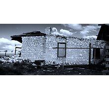 Claypan Post Office Photographic Print