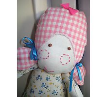 Rag Doll Photographic Print