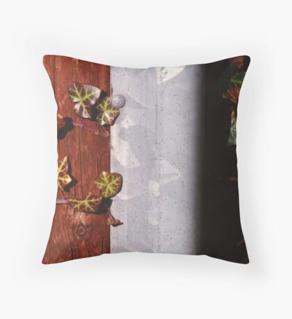 Looking For An Easy Way Out Throw Pillow