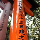 Fushimi Inari Shrine by ADAMAS