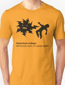 Hazardous Voltage T-Shirt