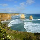 Twelve Apostles, Great Ocean Road, Vic, Australia by SunshineKaren