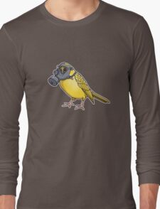 The Birds Aren't Singing Long Sleeve T-Shirt