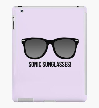 Doctor Who Sonic Sunglasses iPad Case/Skin