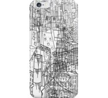 City chaos iPhone Case/Skin