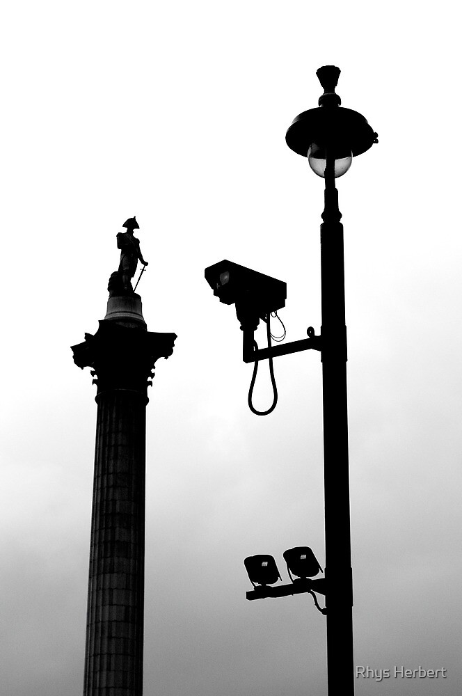 Surveilling Nelson by Rhys Herbert