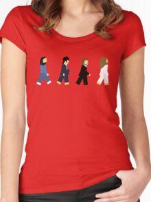Beatlemilist Women's Fitted Scoop T-Shirt
