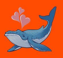 Whale Love! Kids Clothes