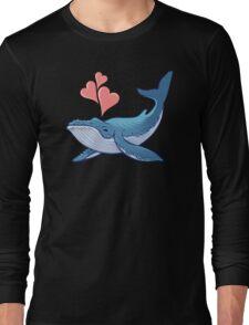 Whale Love! Long Sleeve T-Shirt