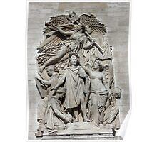Arc de Triomphe - Le Triomphe Poster