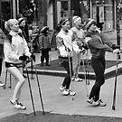 dancing in the street by Jari Hudd