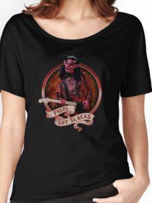 Fred's Got Slacks Women's Relaxed Fit T-Shirt