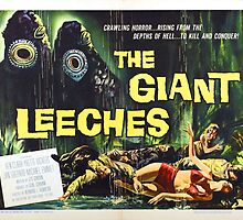 Giant Leeches by TexasBarFight