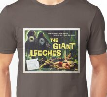 Giant Leeches Unisex T-Shirt