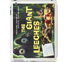 Giant Leeches iPad Case/Skin