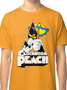 Clockwork Peach Classic T-Shirt