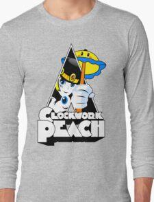 Clockwork Peach Long Sleeve T-Shirt