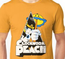 Clockwork Peach Unisex T-Shirt