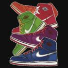 AIR JORDANS: 5 THE HARD WAY by S DOT SLAUGHTER