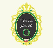 No place like oz by NandaCN