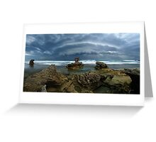 Good Friday and a Good Storm Greeting Card