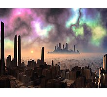 Tale of Two Cities Photographic Print