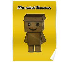 Boxman Poster