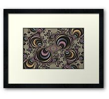 Another Reality... Framed Print
