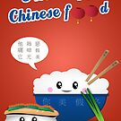 The Happy Chinese Food by designholic