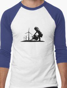 Winds Of Change Men's Baseball ¾ T-Shirt
