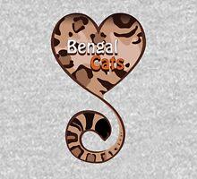 Bengal Cat Love Unisex T-Shirt