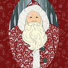 Santa by beesants