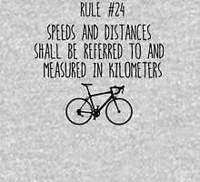 Rule #24 Speeds and distances Unisex T-Shirt