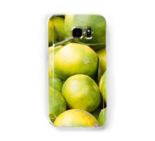 lemon and citrus Samsung Galaxy Case/Skin