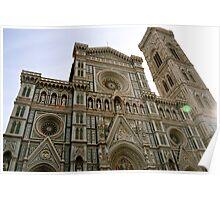Cattedrale Santa Maria del Fiore Poster