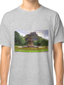 Fountain and Castle Classic T-Shirt