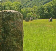Brecon Standing Stones Sticker