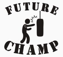 Future Boxing Champ Kids Clothes