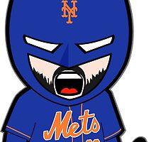 Harvey Mets by loudegg