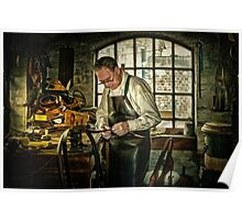 The Leatherworker Poster