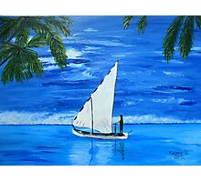 Come Sail with me  Photographic Print