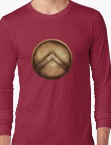 Spartan Shield Long Sleeve T-Shirt