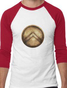 Spartan Shield Men's Baseball ¾ T-Shirt