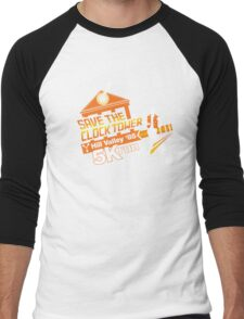 Save The Clock Tower Men's Baseball ¾ T-Shirt