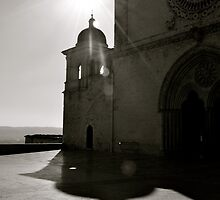 Shadow at St. Francis by ameeks22