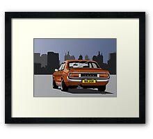 Ford Consul GT Framed Print