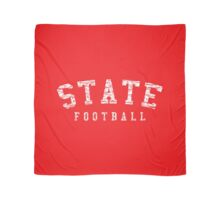 STATE FOOTBALL Scarf