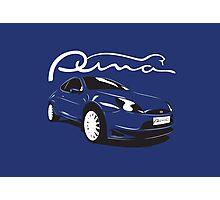 Ford Puma Photographic Print