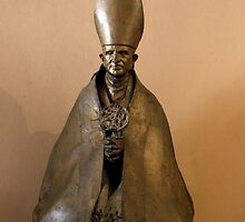 Papal Pose by phil decocco