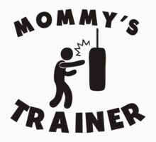 Mommy's Boxing Trainer Kids Clothes